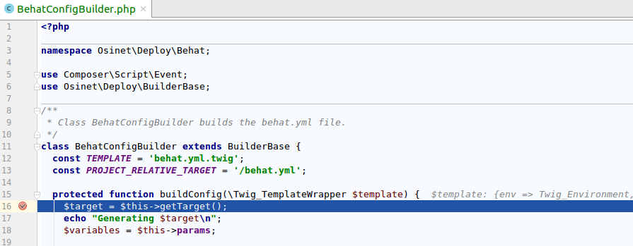 Tip of the day: how to debug Composer scripts with XDebug